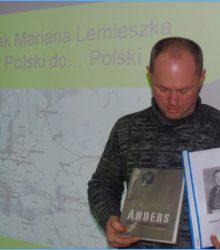 Mariana Lemieszka droga z Polski do… Polski – wykład w bibliotece