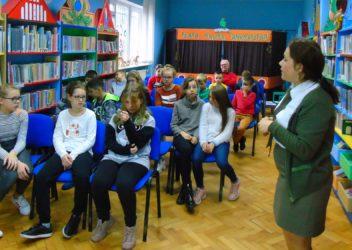Od nasionka do drzewa – leśny wykład w bibliotece