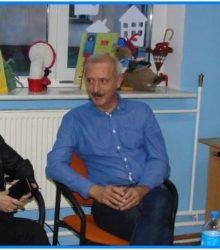 Spotkanie z Marią Ulatowską i Jackiem Skowrońskim
