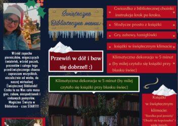 Świąteczna Biblioteka online